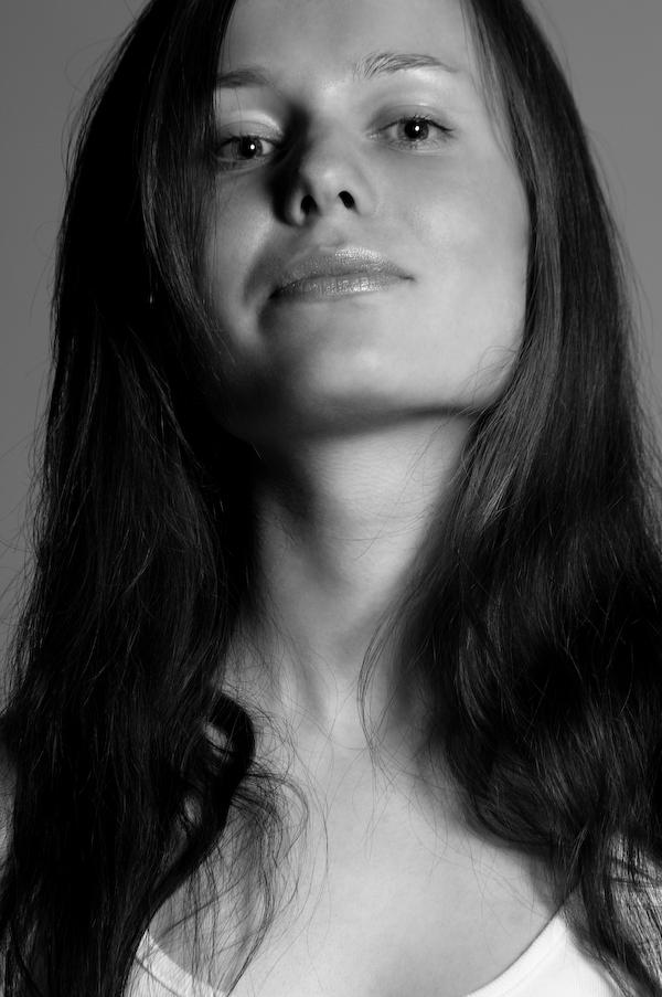 WOLEJKO-WOLEJSZO Personal,Portrait,BlackAndWhite,TankTop,Studio