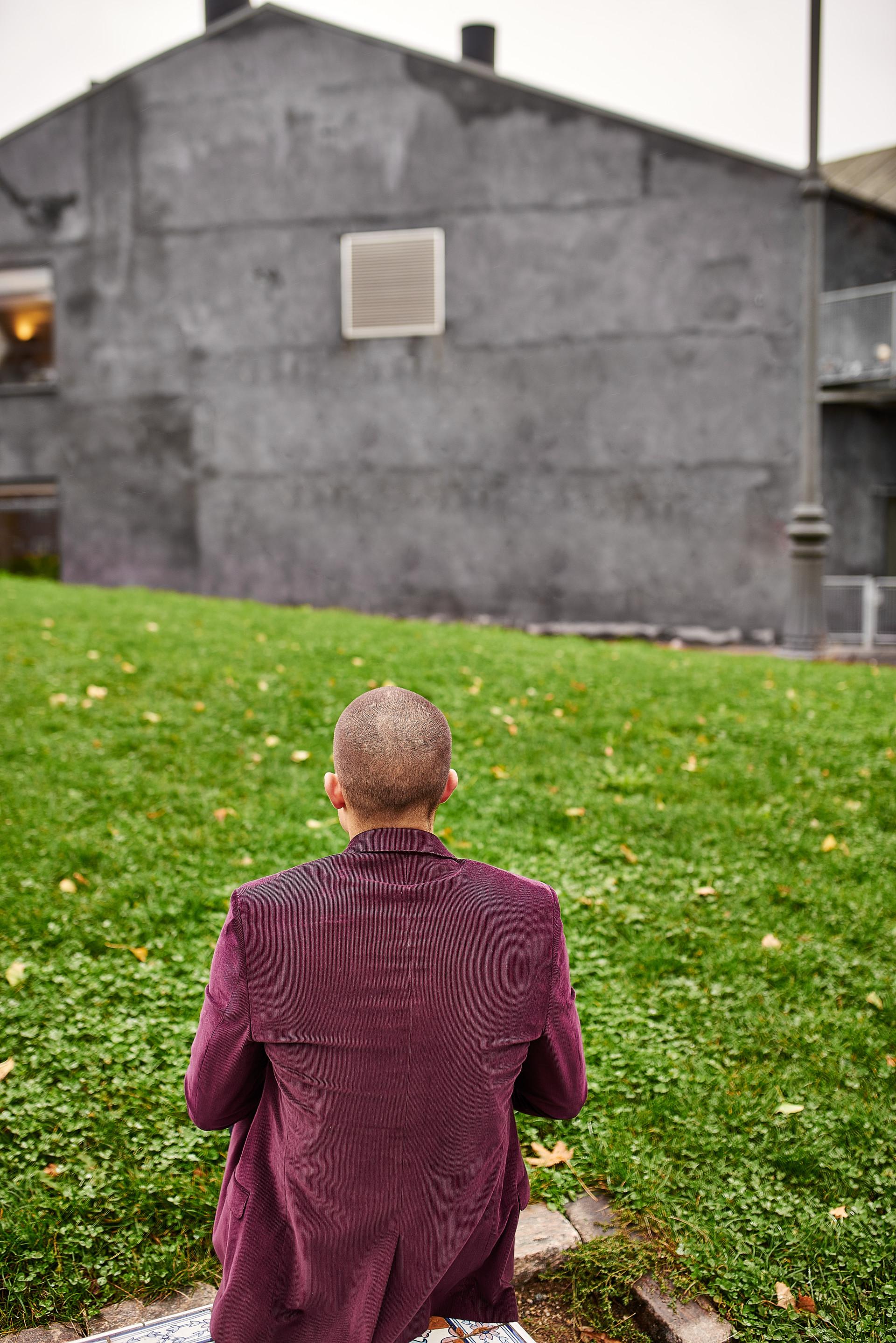 WOLEJKO-WOLEJSZO Frederik Woloszynski for Men's Health