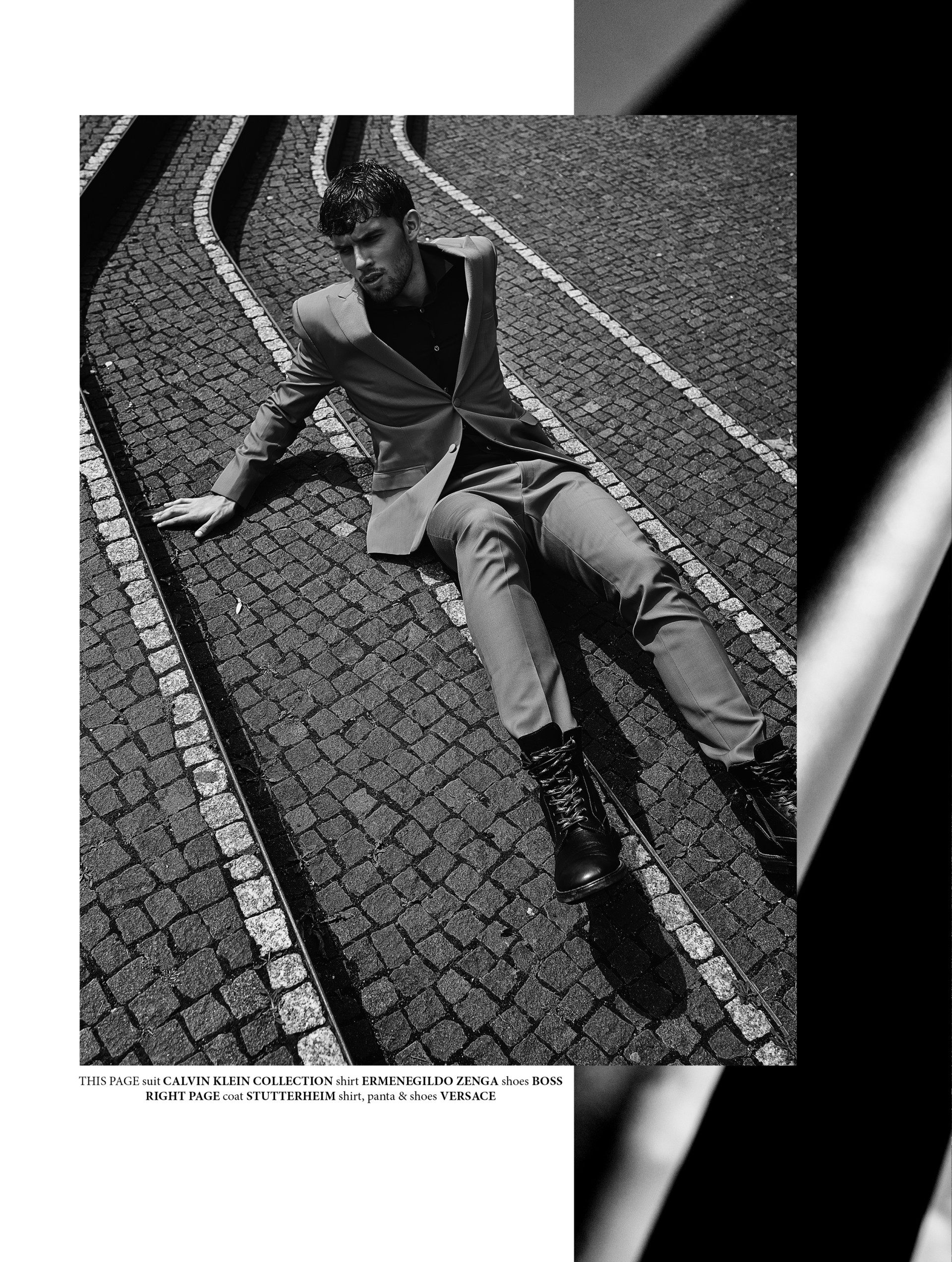 WOLEJKO-WOLEJSZO David for GQ