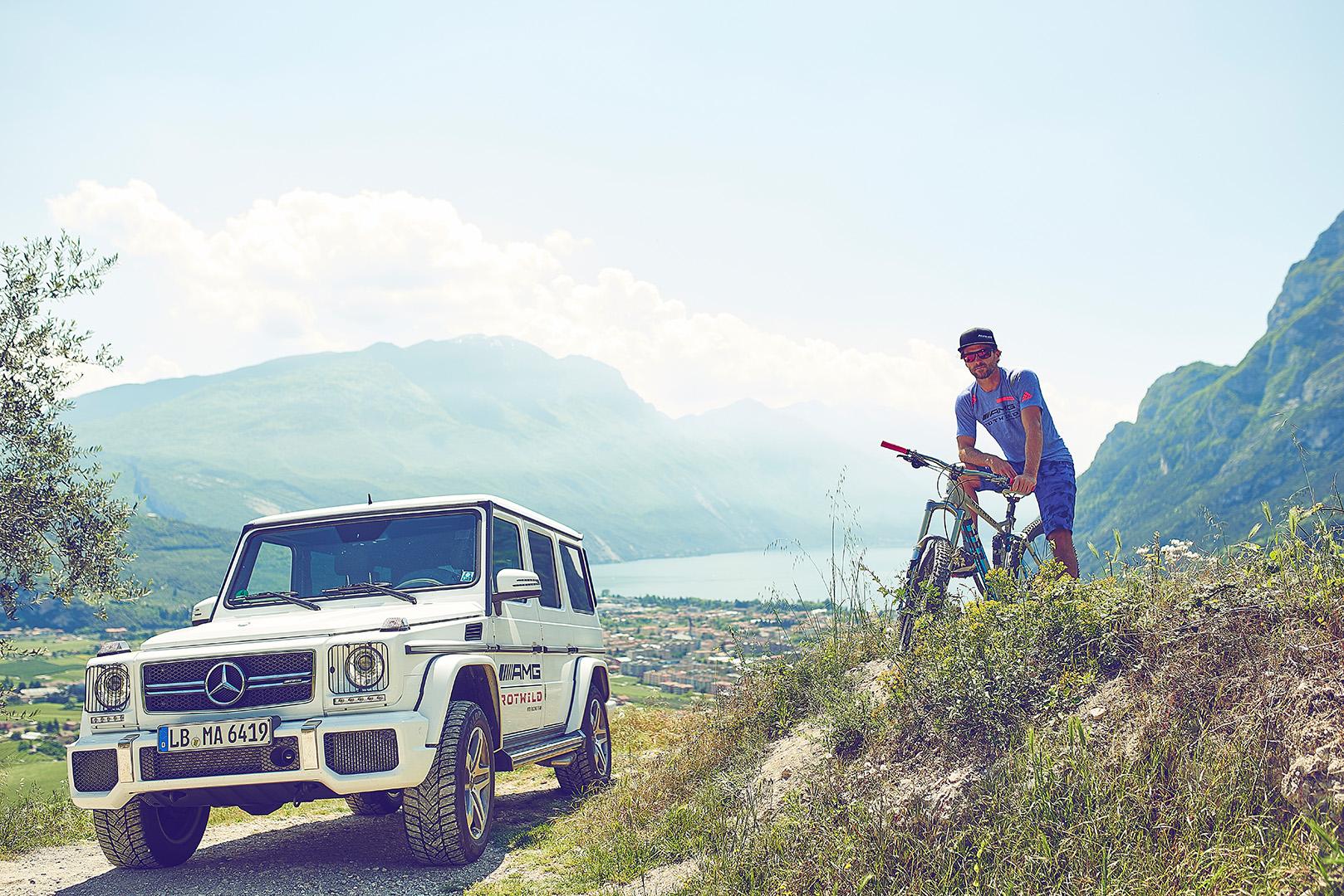 WOLEJKO-WOLEJSZO Richie Schley for Mercedes Benz