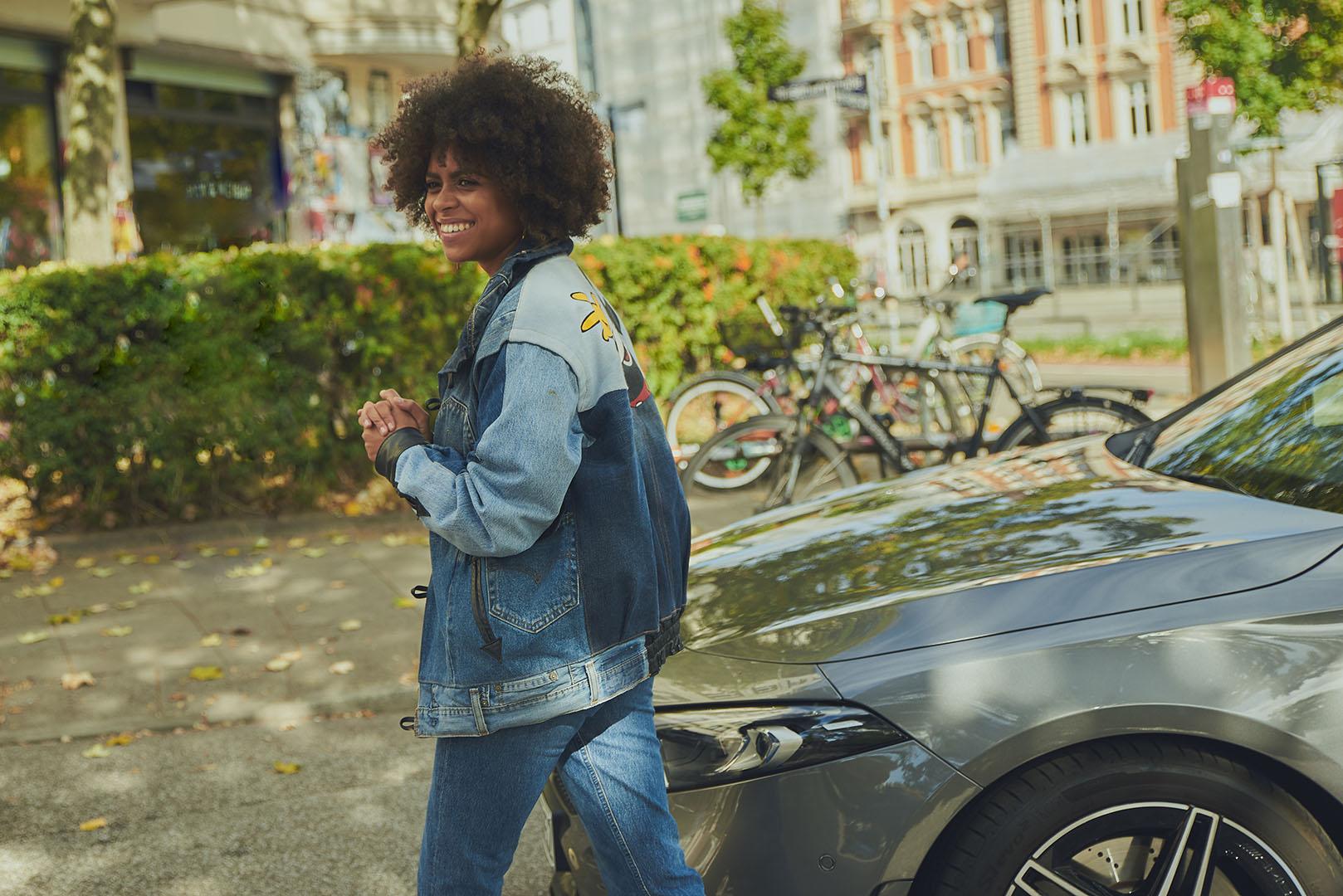 WOLEJKO-WOLEJSZO Aminata Bellli for Mercedes Benz