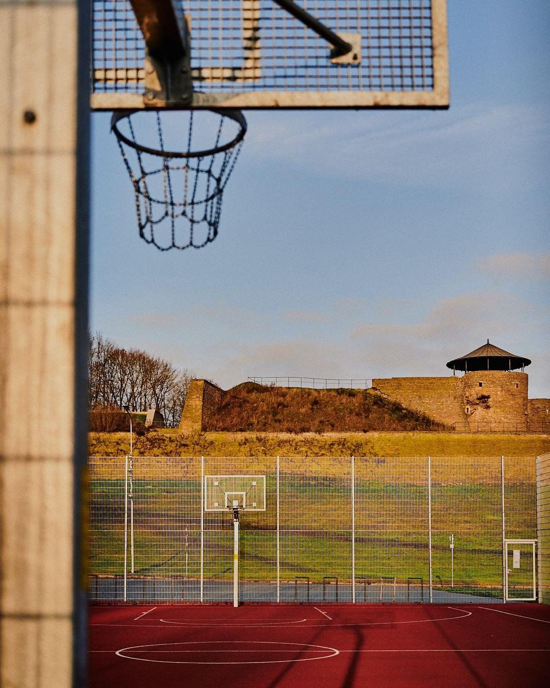 WOLEJKO-WOLEJSZO Personal, Project, Basketball, Aerial, Drone, Hoop, Hoop Paper